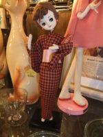 レトロな人形 古道具 買取 福岡