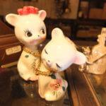 ネコの置物は骨董買取の福岡玄燈舎にお任せください
