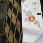 祖母の着物や反物、帯、古布は骨董買取の福岡玄燈舎が買取致します