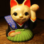 招き猫は骨董買取の福岡玄燈舎にお任せください