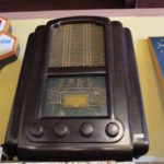 英国製ラジオ