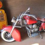 バイクと古着