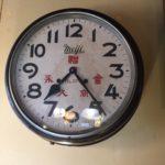 明治丸型時計