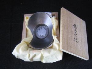 錫製茶托は骨董買取の福岡玄燈舎にお任せください
