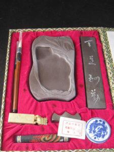 中国書道具は骨董買取の福岡玄燈舎にお任せください
