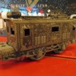 戦前のブリキ鉄道玩具は骨董買取の福岡玄燈舎にお売り下さい
