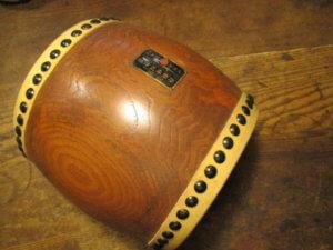 和太鼓は骨董買取の福岡玄燈舎にお売り下さい