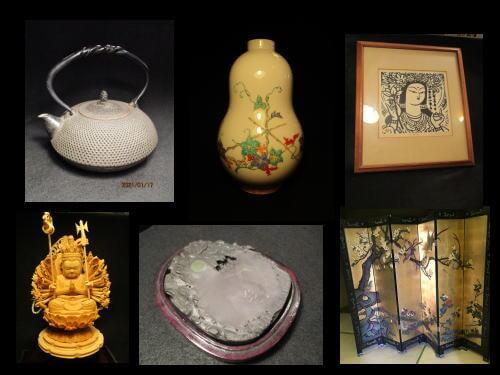 骨董古美術品は骨董買取の福岡玄燈舎にお任せください。無料出張査定致します