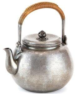 銀製湯沸し買取