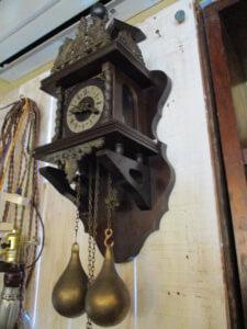 アンティーク掛時計買取