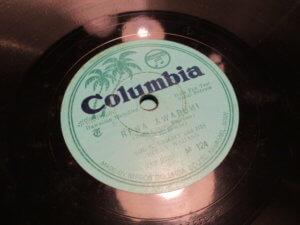 戦前レコード