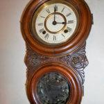 セイコー柱時計
