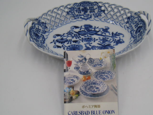 ボヘミア陶器買取
