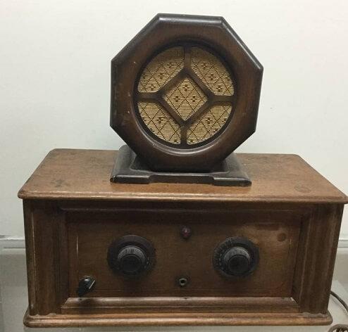 戦前木製ラジオ買取