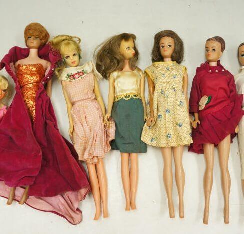 バービー人形買取り