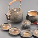銀製茶道具
