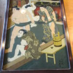 大相撲浮世絵