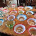 氷コップ 皿