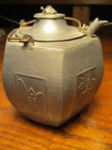 錫・茶道具・福岡