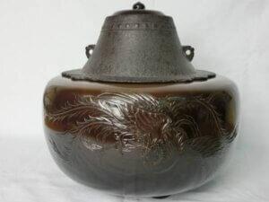 茶釜、鉄瓶買取り