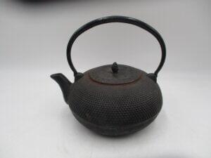 鉄瓶。茶道具買取