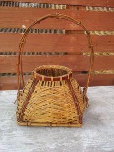 花籠・竹籠・茶道具