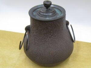 茶釜買取り・茶道具